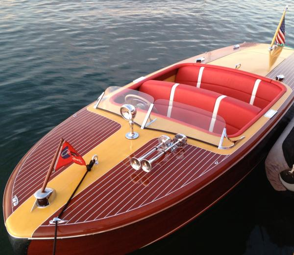 1954 20' Chris Craft Riviera For Sale At
