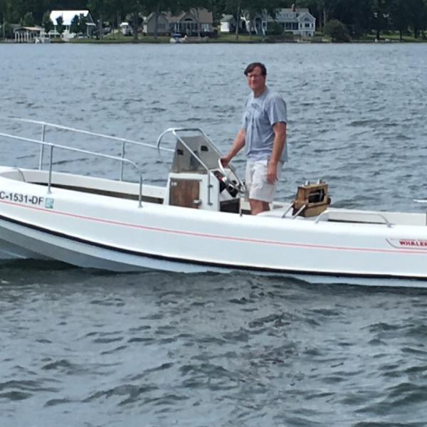 1973 21' Boston Whaler Outrage for sale at